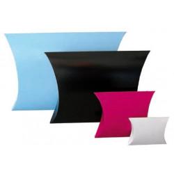 caja cartón diferentes colores