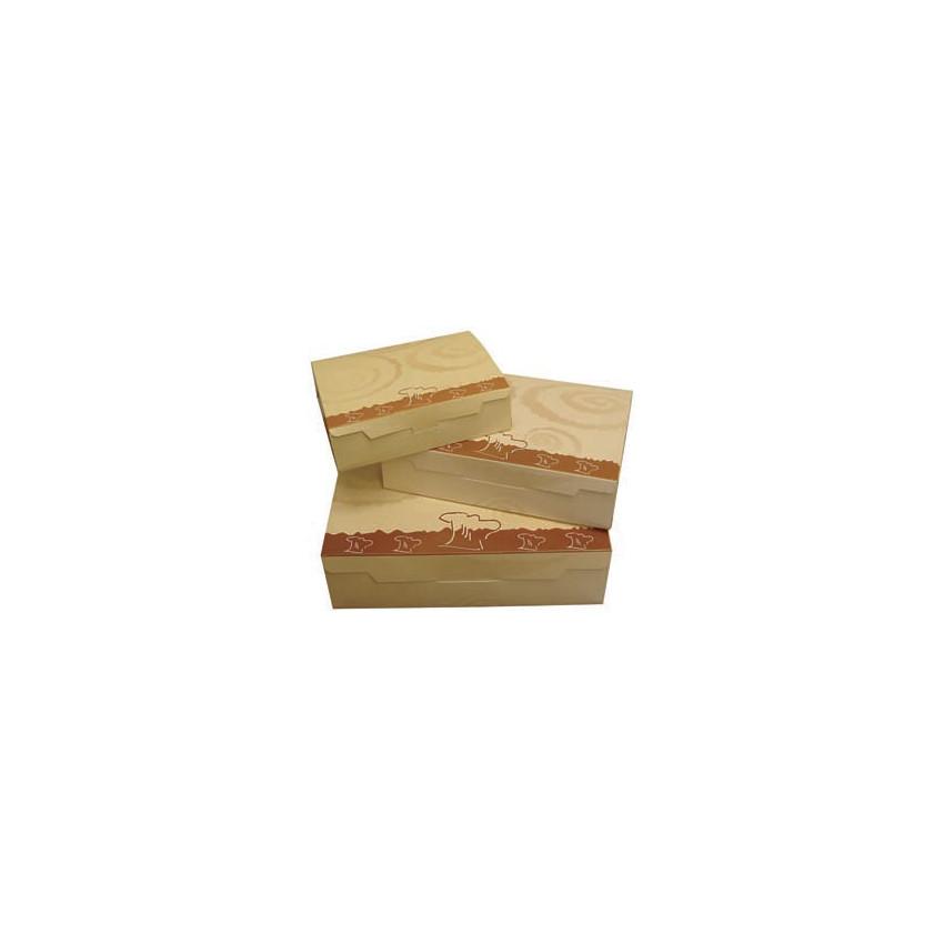 Cajas y bandejas para pasteles