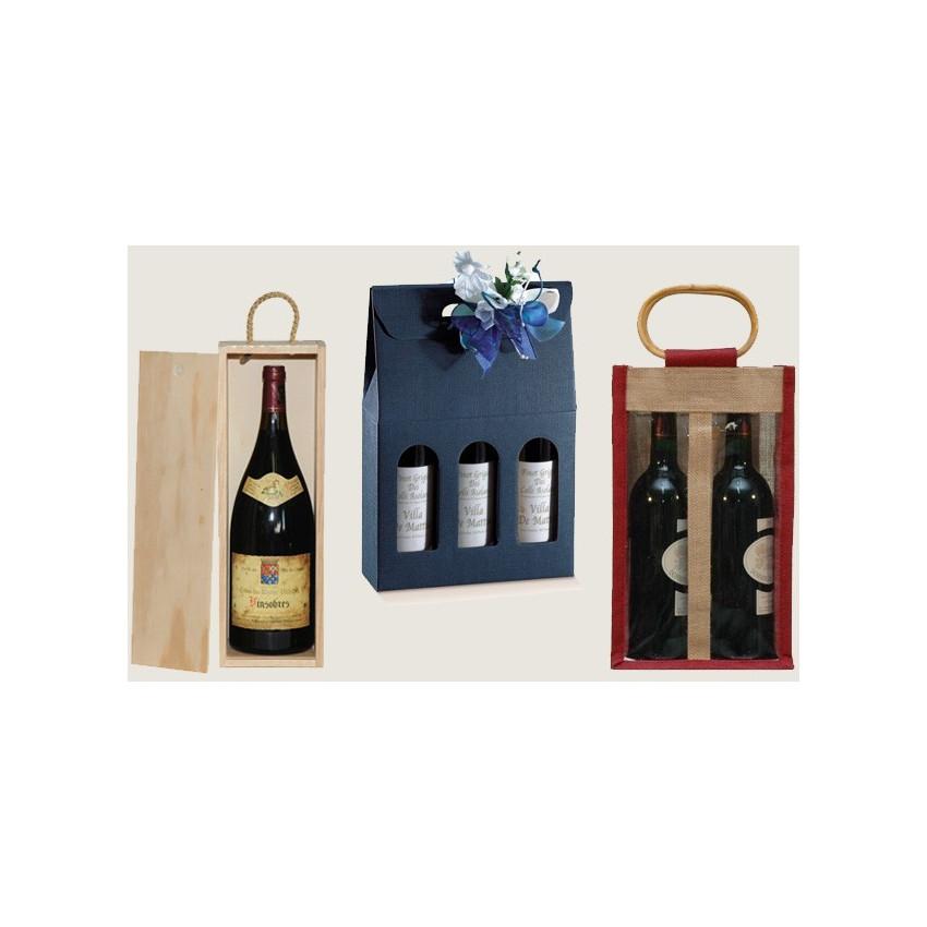 embalajes para botellas