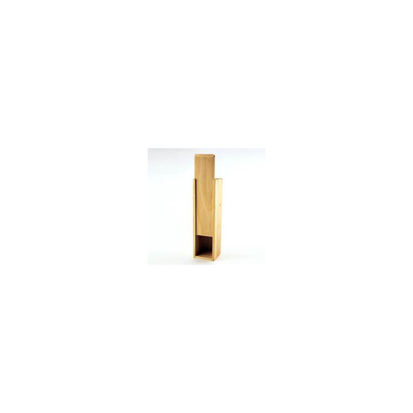 Cajas de madera para botellas