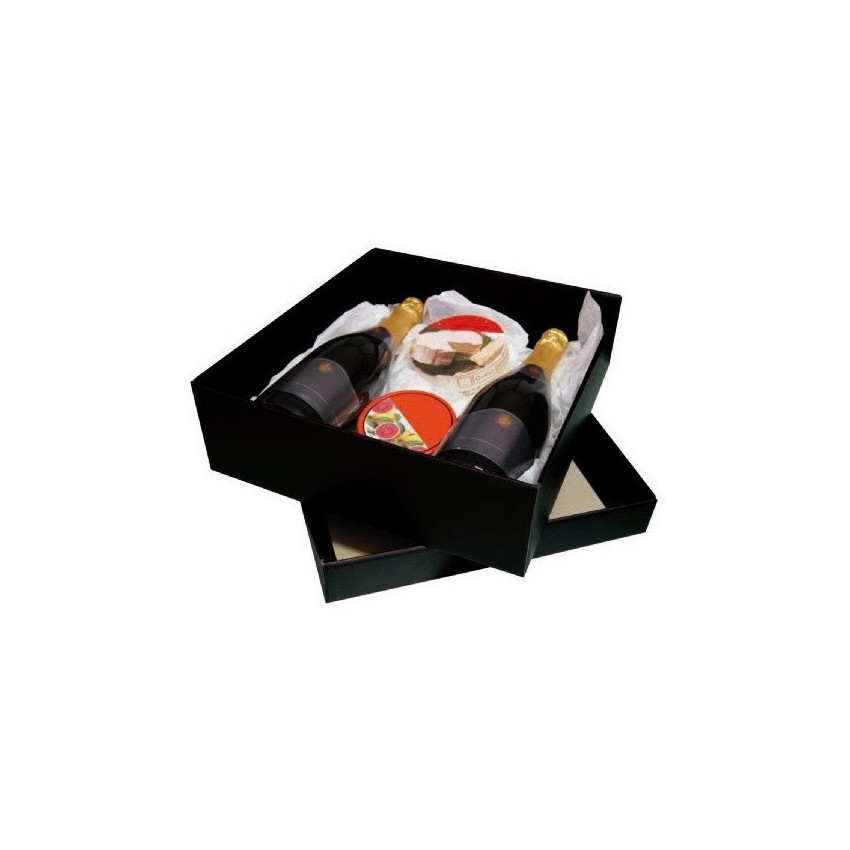 cajas cartón gourmet