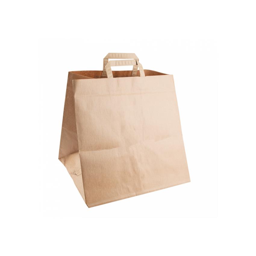Bolsas con asa de papel