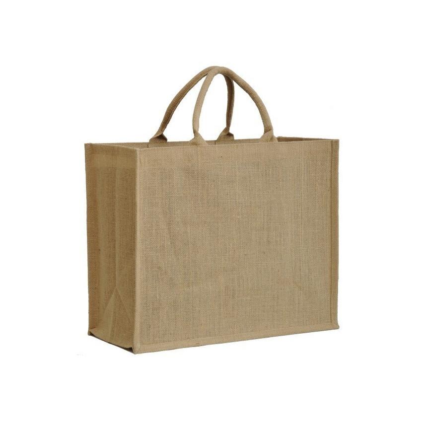 Bolsas tela yute para tiendas
