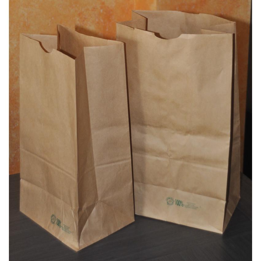 Bolsas de papel para frutería