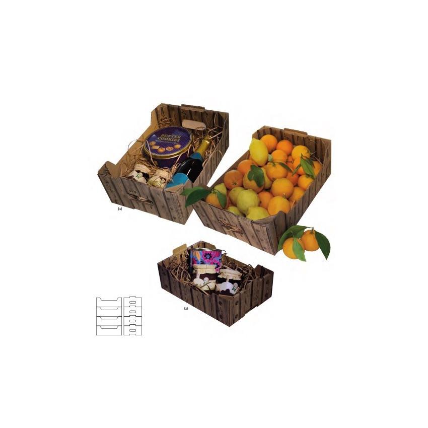 Cajas y cestas para fruta y verdura